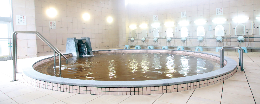 羽島温泉の泉質